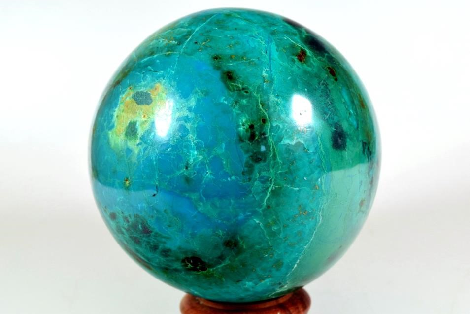 Perfect Peruvian Chrysocolla