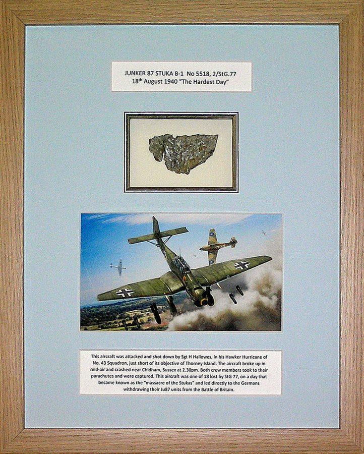 German World War 2 - Stuka Oak - Ancient Wonders